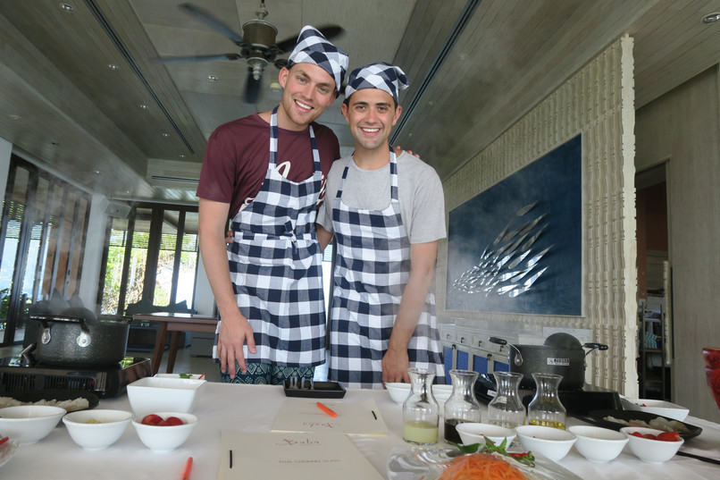 Thai Cooking Class at Sri Panwa