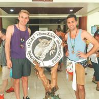 Tarsier Sanctuary in Bohol