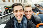 Double Decker Bus Tour of London