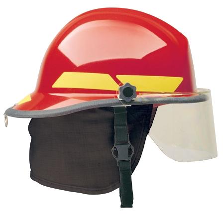 Bullard FX Fiberglass Contemporary Style Helmet