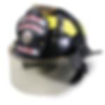 Bullard UST Fiberglass Helmet