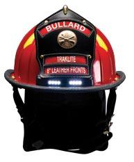Bullard Traklite UST Helmet w/ Brass Eagle