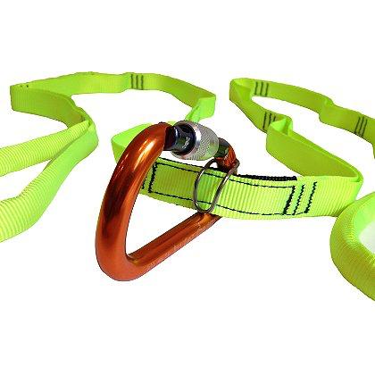 ARS Multi-Loop Rescue Strap w/ Carabiner