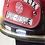 Thumbnail: Bullard Traklite UST Helmet w/ Brass Eagle