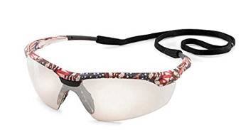 Old Glory ClearSafety Glasses (Box of 10)