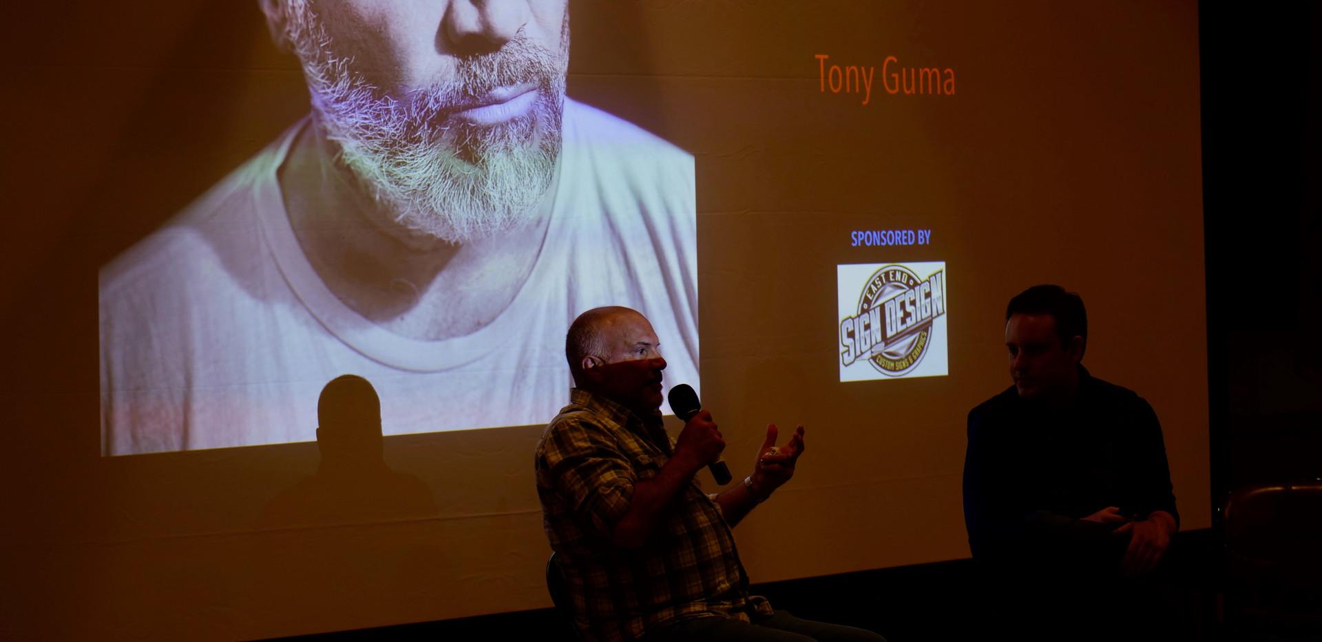 Tony Guma...
