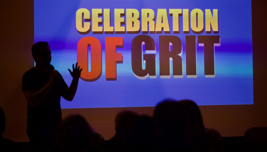 It truly was a Celebration of Grit...