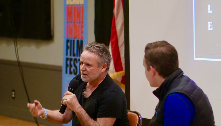 Bryan Downey, filmmaker...NASHVILLE, LONG ISLAND