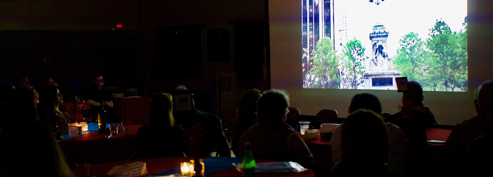 Richard Vetere and Maja Wampusyzc's documentary  ITALIAN AMERIANS: WHERE ARE WE NOW? Funded by the Russo Brothers NIAF Grant.