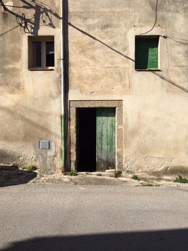 Façana plaça