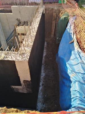 impermeabilització murs