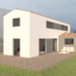Casa a Riudellos, arquitecte Riudellots i La Selva