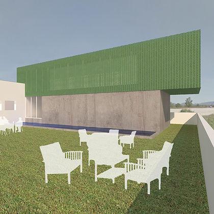 Ampliació restaurant. Arquitecte Vilamalla i arquitecte Alt Empordà