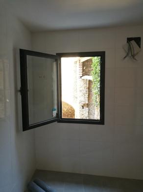 Muntatge finestres