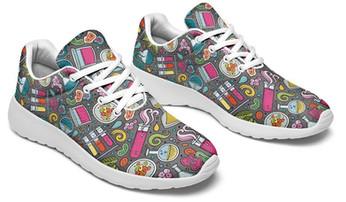 Sneakers-CartoonScience05430-BW-ROB-STR4