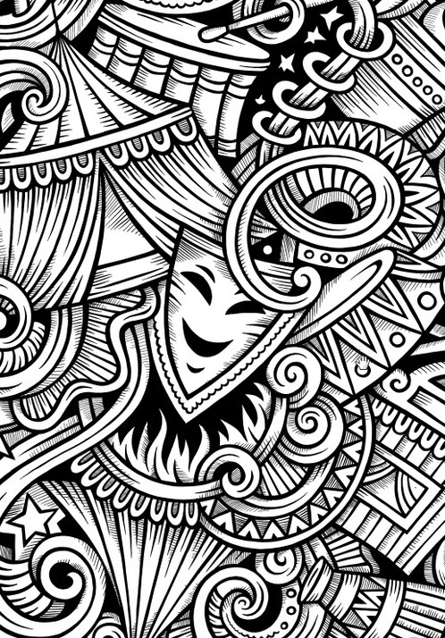 IPAD doodle