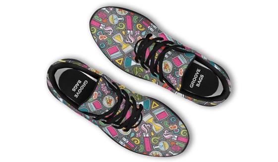 Sneakers-CartoonScience05430-BW-ROB-STR1