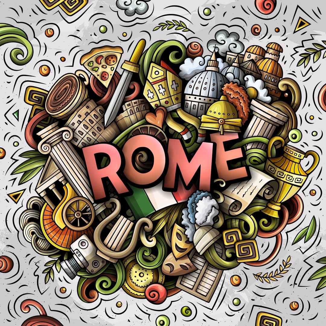 rome_doodle_word_color_3d.jpg