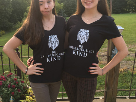 Finding the Courage to Be Kind