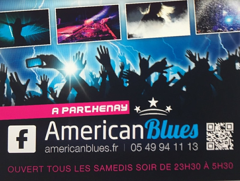 AméricanBlues Parthenay