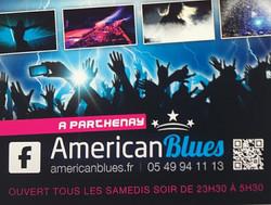 AméricanBlues Parthenay
