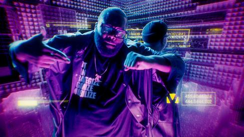 Cyberpunk 2077: Run The Jewels - No Save Point (Music Video)