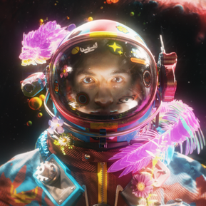 iFeature - Hybrid Human (Album Cover)