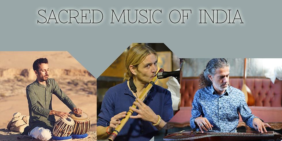 הופעה! מוזיקה הודית מקודשת