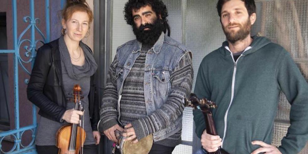 הופעה-רדיו בגדד