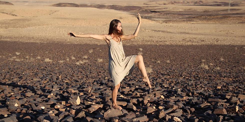 רוקדים מסביב לעולם עם יסמין להן- חוג שנתי