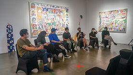 Artist Talk | Addy Debil, Bernandi Desanda, Ummi Shabrina
