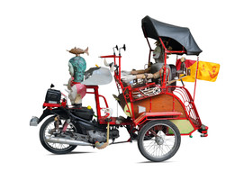 Vehicle for a New Tradition Way of Life