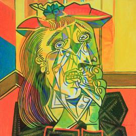 Illumination Series # Picasso