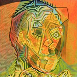 Illumination Series # Picasso 2