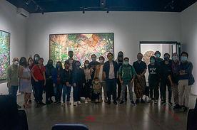 Artist Talk |  Galih Reza Suseno