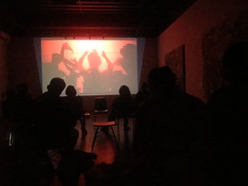 Screening | Heri Dono's Documentary film  'The Enigma of Hedonism'