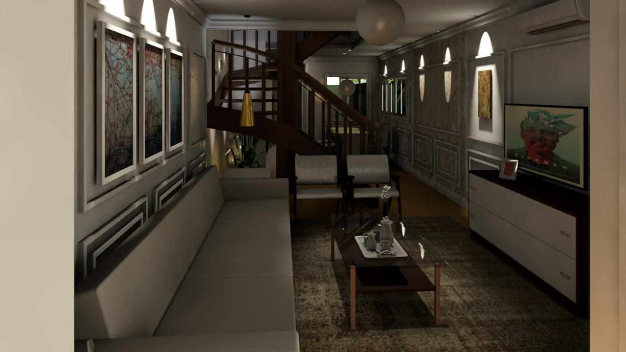 Casa Ouro Preto - Estar