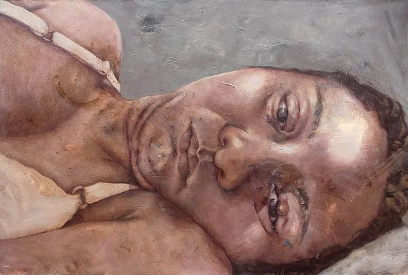 Ayu Rika Lost | 2020 oil on canvas | 200 x 300 cm