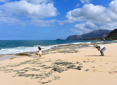 Behind the Scenes-- Mā'ili Beach