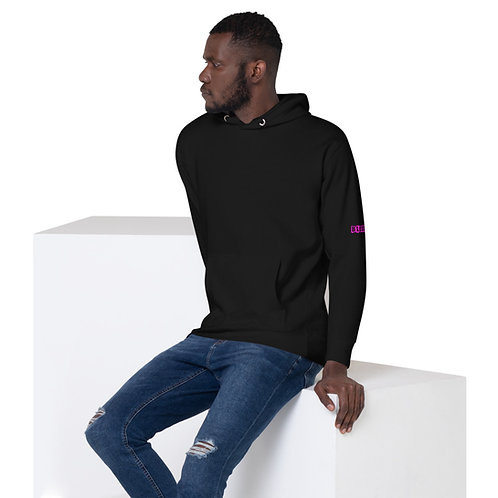 LUSU Designs Unisex Hoodie Collection Blessed Miami Nights Label