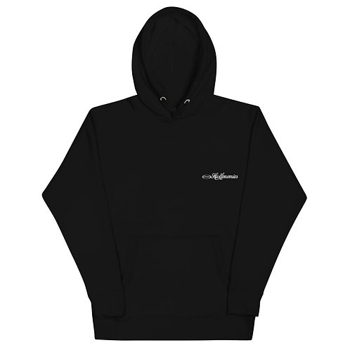LUSU Designs Unisex Hoodie Collection Hustlenomics 1 Label IV