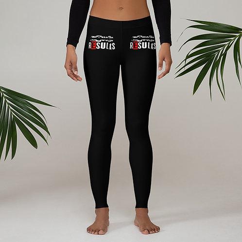 LUSU Designs Women's Leggings Results Label III
