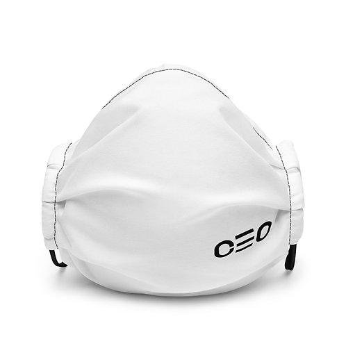 LUSU Designs Premium Face Mask CEO Noir Label III