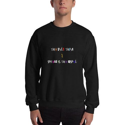 LUSU Designs Unisex Sweatshirt Collection Gospel I Label II