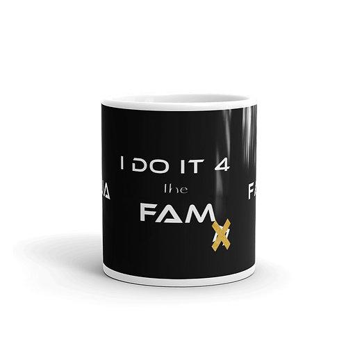 LUSU Designs Mug Collection La Familia Label V