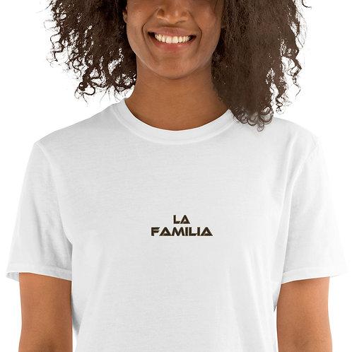 LUSU Designs S/S Unisex T-Shirt Collection LaFamilia Combo Label