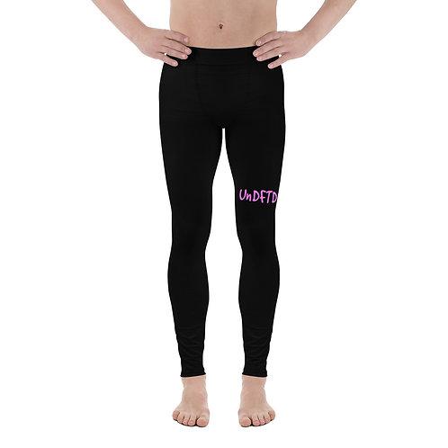 LUSU Designs Men's Leggings UnDFTD Flamingo Label II
