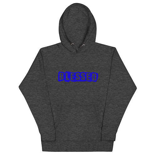 LUSU Designs Unisex Hoodie Collection Blessed Royal Label