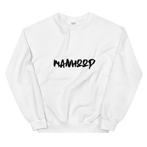 LUSU Designs Unisex Sweatshirt Collection Manhood Noir Label