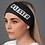 Thumbnail: LUSU Designs Neck Gaiter Blessed Blanco Label